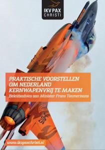 Praktische voorstellen om Nederland Kernwapenvrij te maken