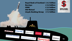 Companies involved in the production of Trident