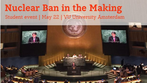 VU PAX Event Nuclear Ban in the Making_22 May 2017