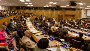 UN Room Ban Treaty Negotiations