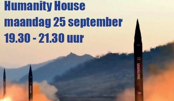 Humanity House 25 september